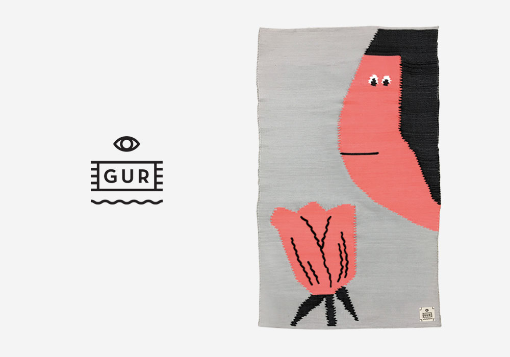 Collaboration #2. GUR x KIM DAYE